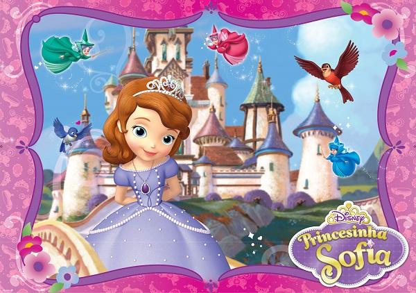 kit decorativo a princesa sofia a princesa sofia artigos para