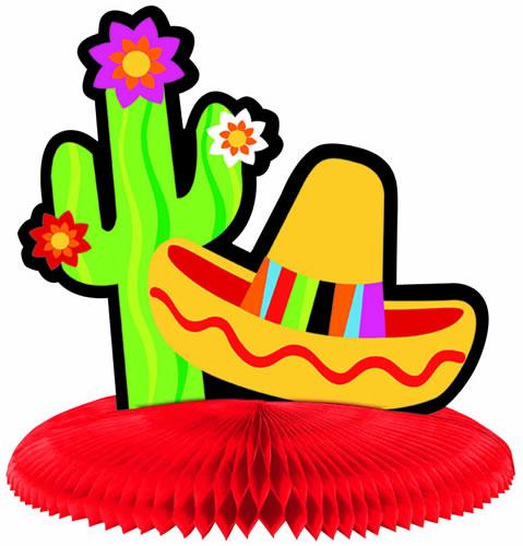 9a38efd6f2ac8 Enfeites de Mesa Festa Mexicana - Tema Mexicano - Artigos para ...