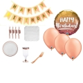 Kit Festa Rose Gold