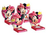 Cupcake Holder Minnie-Red