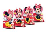 Enfeite de Mesa Minnie-Red